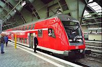 Bahnverkehr + Regionalverkehr: Berlin – Rostock mit 160 km/h befahrbar