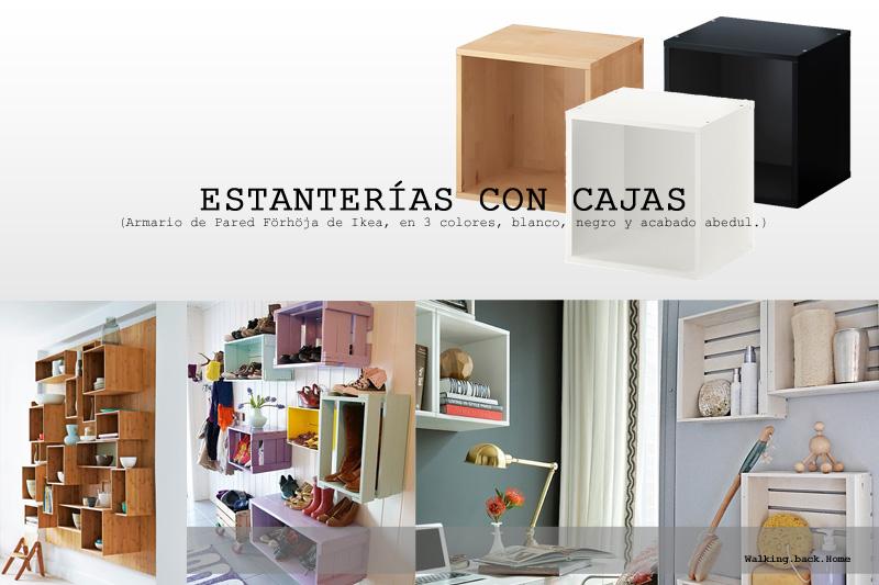 By sandra estanter a con cajas box - Estanterias con cajas ...