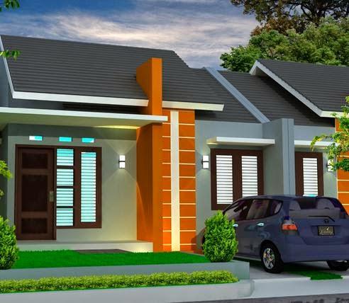 Desain Rumah Minimalis Type 36 gambar 3