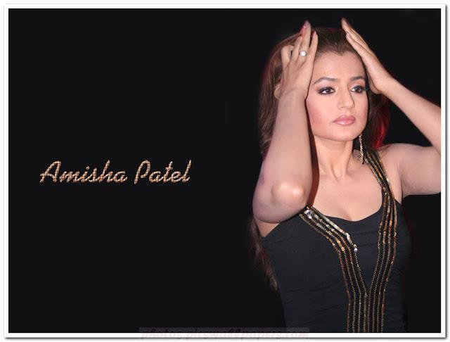 Amisha Patel Hot HD Wallpapers