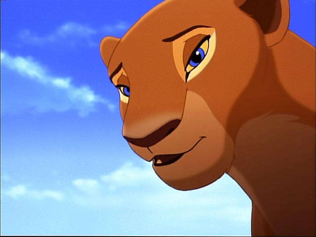 Spice Drop Beauty: Movie Inspired: Nala from The Lion King