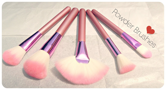 Powder Brushes For Face