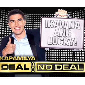 Kapamilya Deal Or No Deal October 27, 2012