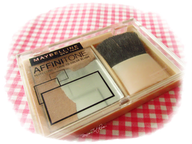 Maybelline Affinitone Blush Allık - 75 Warm Copper