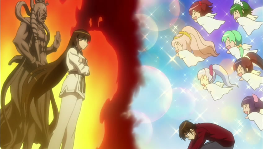 the world god only knows ii. the world god only knows