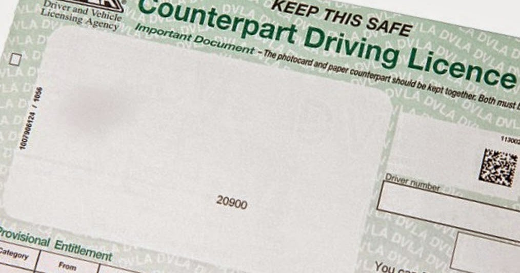 Dvla Licence Check Code >> Speeding Today: Britons heading to Europe face nightmare of being unable to pick up hire car ...