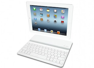 logitech keyboard ipad