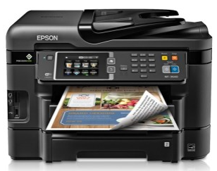 Epson WF-3640 Driver Free Download