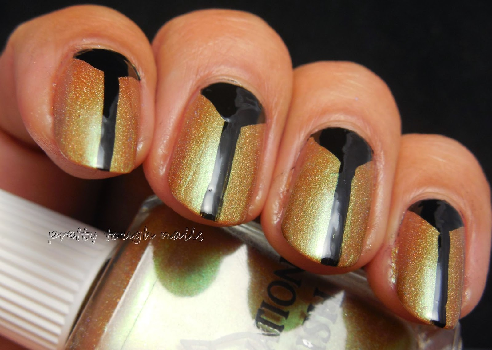 Elevation Polish Gobi Nail Art