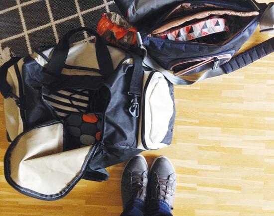 binedoro Blog, Städtetrip, Städtereise, Heidelberg, Koffer packen, Bloggerlife, DIE MÄDLS