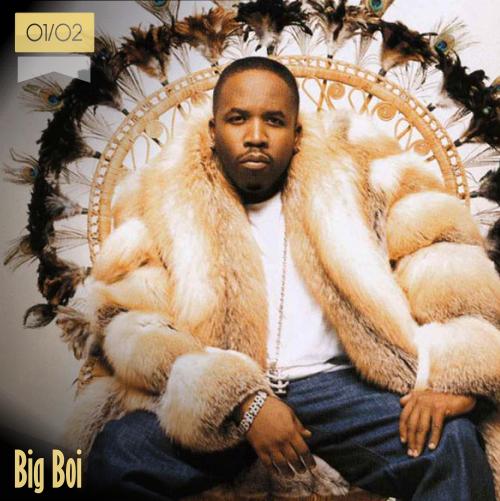 1 de febrero | Big Boi - @BigBoi | Info + vídeos