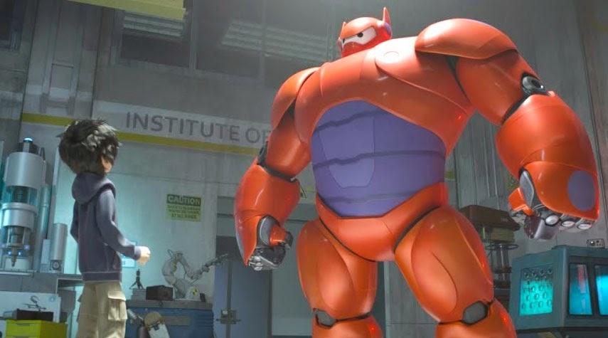 Gambar Big Hero 6 Walt Disney Film Animasi Terbaru Kartun Lucu