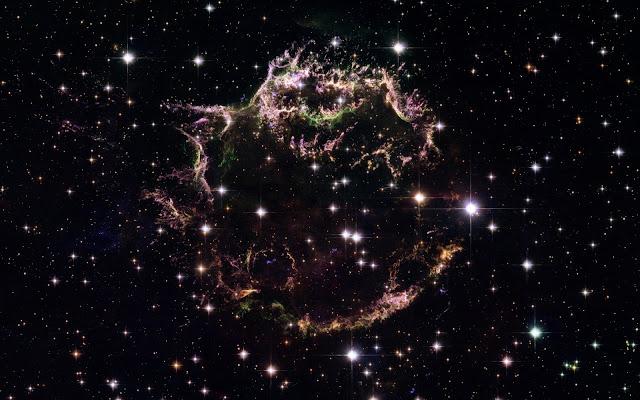 Constelacion de Cassiopeia Fotos del Espacio - Imagenes del Universo