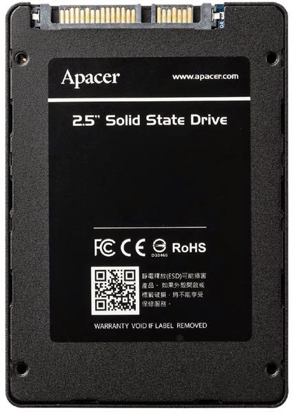 Apacer Thunderbird AST680S SSD