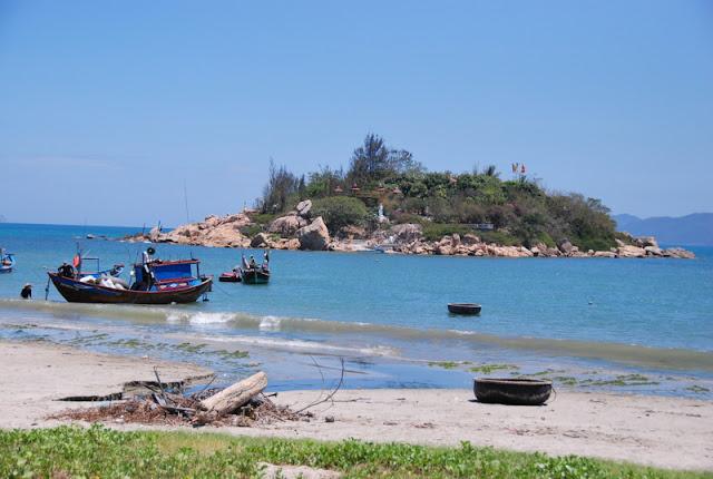 Baie de Nha Trang, Khanh Hoa - Photo An Bui
