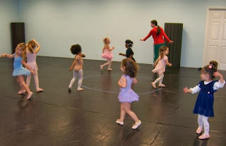 south charlotte nc toddler dance classes