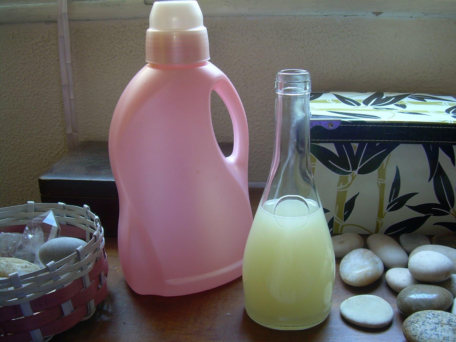 Bruja burbujas jab n l quido para la lavadora los platos - Jabon lavadora casero ...