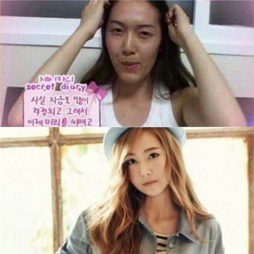 Jessica, Transformasi Foto Artis Korea Terkenal yang Sudah Keluar dari SM Entertainment