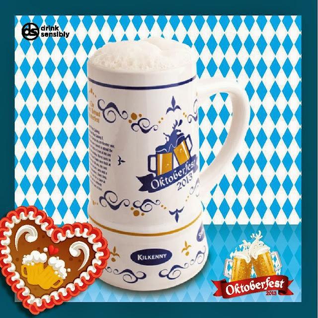 This year's Oktoberfest 2013 mug :)
