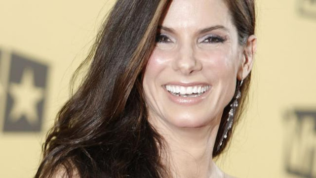 Three makes family ... Sandra Bullock has adopted a baby girl. Picture: Supplied