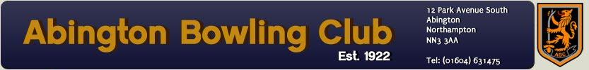 Abington Bowling Club