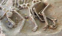 Εντυπωσιακό αρχαιολογικό εύρημα στις ανασκαφές στο Φαληρικό Δέλτα