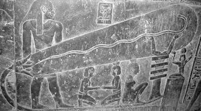 Los antiguos egipcios utilizaban la luz eléctrica