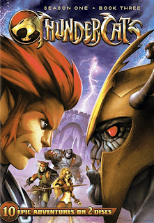 Thundercats Season on Thundercats 1   Temporada  Livro 3     Dvdrip Avi Dual   Udio   Rmvb