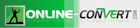 موقع Online-Convert لتحويل الصور وملفات الصوت والفيديو اون لاين