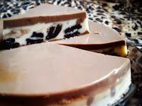 Resep Puding Coklat Susu Oreo Mudah Spesial Sederhana