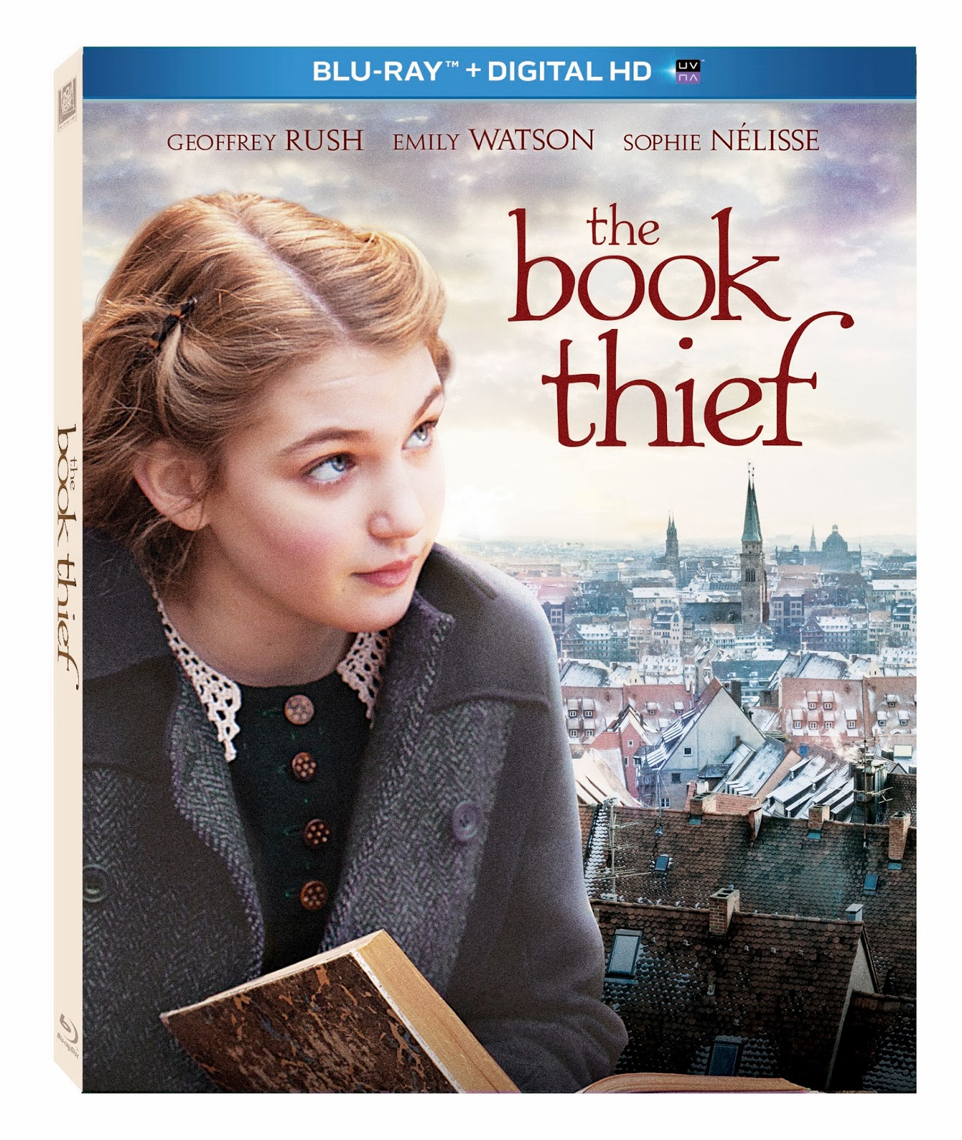 The Book Thief Blu-ray/DVD contest