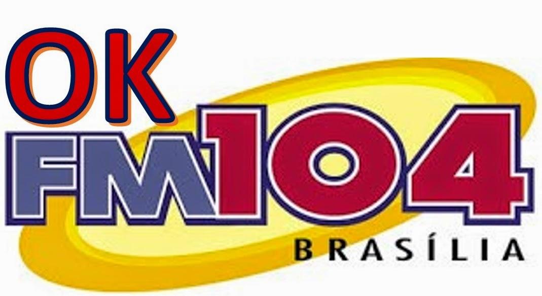Rádio OK FM de Brasília