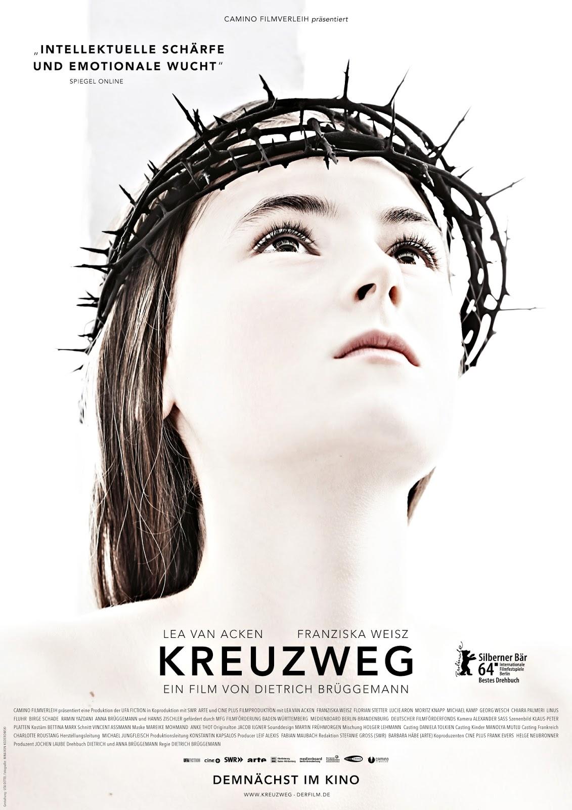 Kreuzweg poster