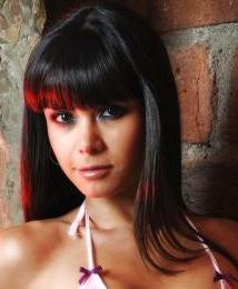 Rostro de Melissa García
