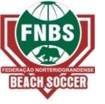 FEDERAÇÃO NORTE RIOGRANDENSE DE BEACH SOCCER