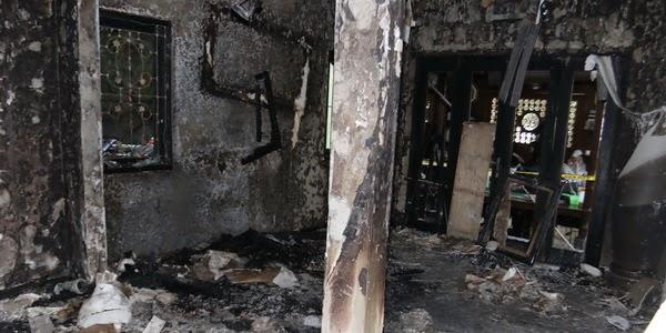 Kronologi Kebakaran di Rumah Mendiang Uje