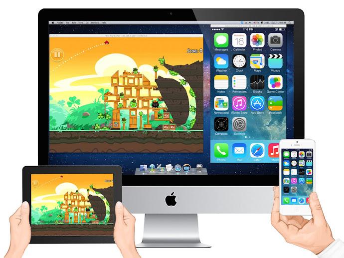 Dapatkan Lisensi X-Mirage For PC Gratis dan Legal - Software Pengaca Layar iOS