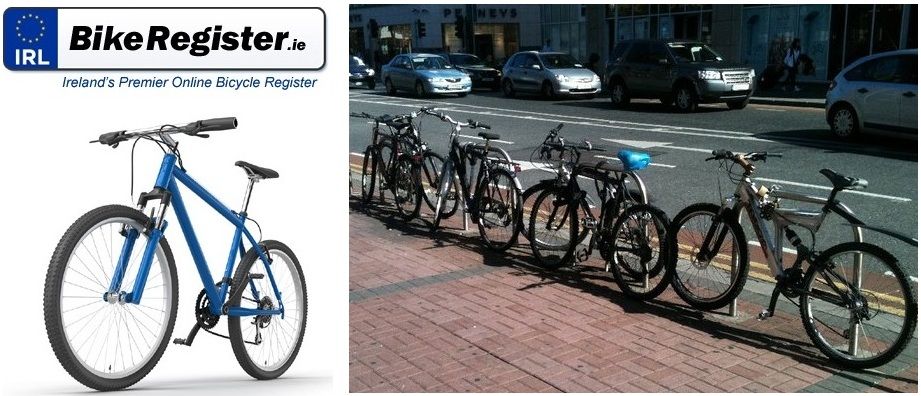 Ireland's Premier Online Bicycle Register