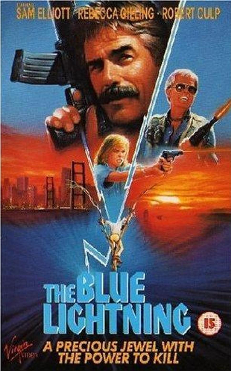 My Blog Verwandt Mit Lightning: Rough Edges: Tuesday's Overlooked TV Movie: The Blue Lightning