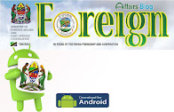 ForeignTZ Blog App