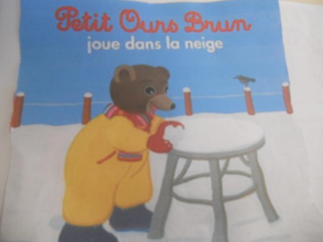 Accueil de loisirs simpl denaz les aventures de petit - Petit ours brun a la mer ...