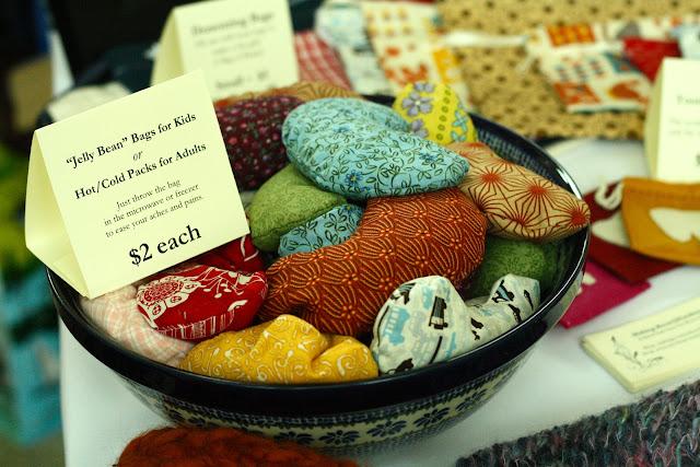 my first craft fair