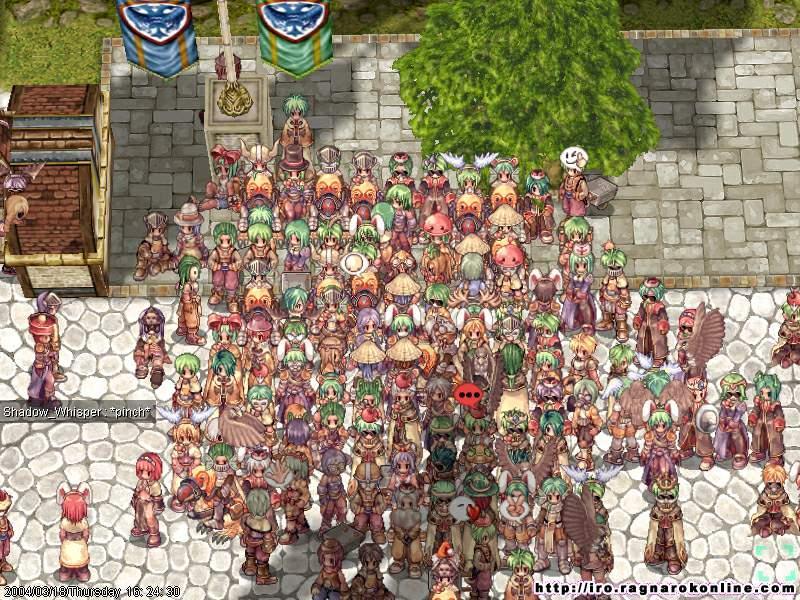 ~~> Ragnarok Online <~~ Ragnarok
