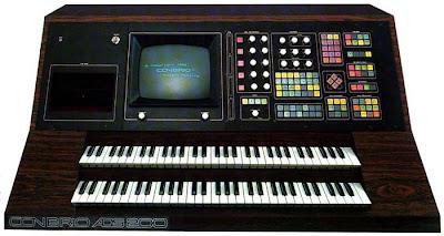 El sintetizador digital Con Brio ADS 200
