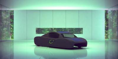 New Model Solar Car Sunswift Eve
