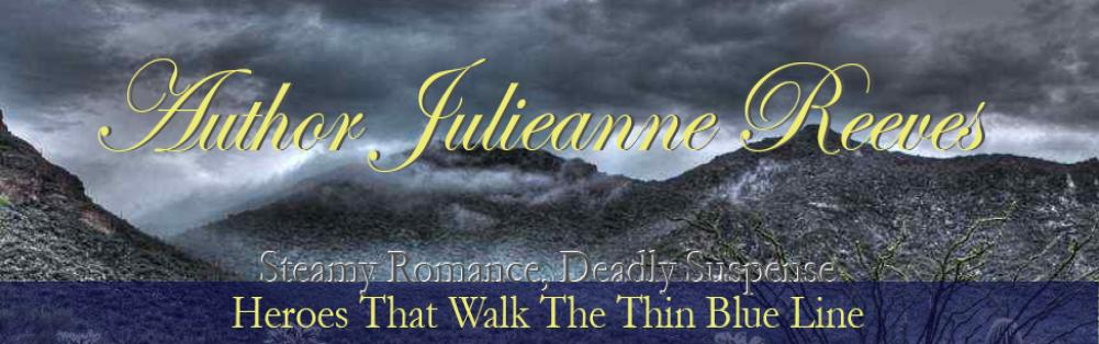 Author Julieanne Reeves