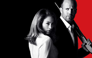 Jennifer Lopez and Jason Statham Parker Movie HD Wallpaper