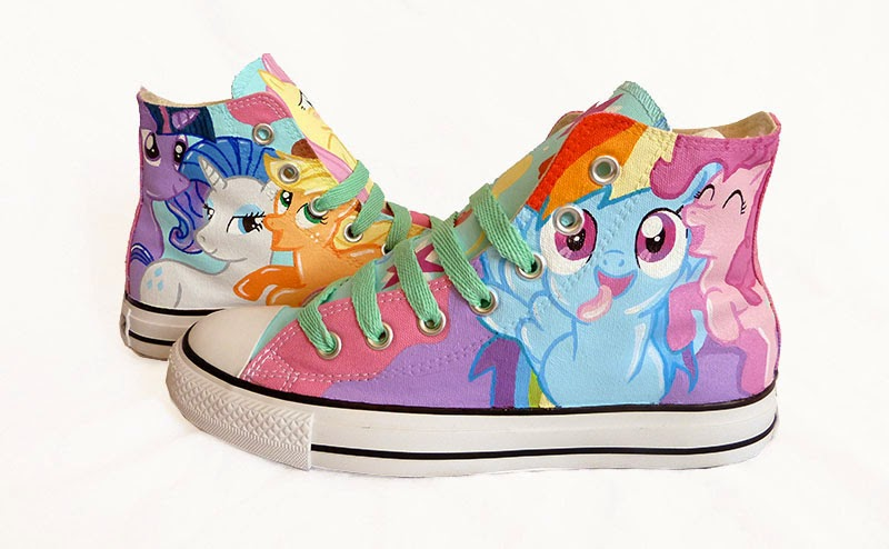 Find Shoes at tennesseemyblogw0.cf! Keep your little one in top form with these My Little Pony Athletic Sneakers. With eyelet laces, they look just like big girl shoes, but a hook and loop closure quickly secures the shoes onto her feet.