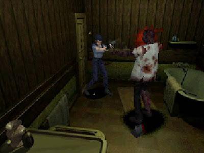 Resident Evil 1 Jill Valentine