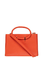 Dorothy Perkins Orange Tote
